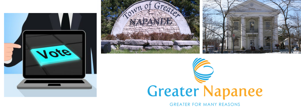Greater Napanee Sign